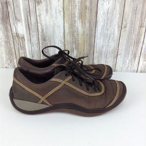 Merrell Cypress Chocolate 6.5 brown shoes hiking